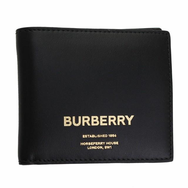 バーバリー 財布 メンズ 8014701 BURBERRY 二つ折...