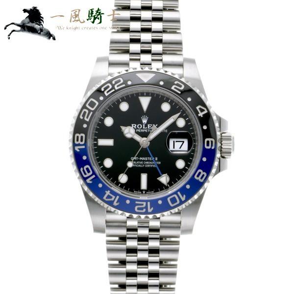 ROLEX ロレックス GMTマスターII 126710BLNR ...