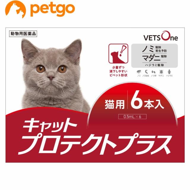 ベッツワン キャットプロテクトプラス 猫用 6本 (...