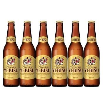 サッポロビール エビス 小瓶 334ml ビール6本セッ...