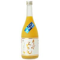 梅乃宿 あらごしみかん酒 720ml 【冷蔵便】