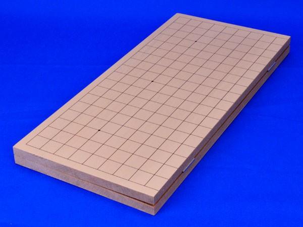 囲碁盤 新桂5号折碁盤