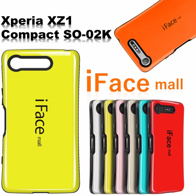 iFace mall ifacemall for Xperia XZ2 Compact SO...
