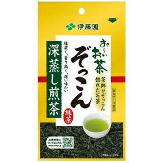 伊藤園 お〜いお茶 ぞっこん深蒸し煎茶 袋 70g