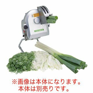 『 万能調理機 ねぎ切 スライサー 』 電動ネギー ...