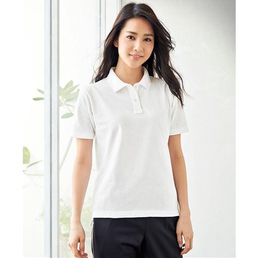 UVカットポロシャツ(半袖)(S〜5L) S M L LL|1334-...