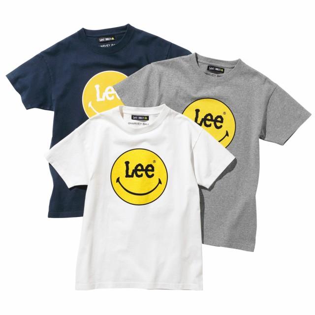 Lee/リー スマイルロゴTシャツ PC2540