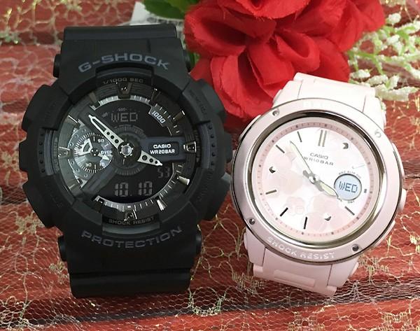 カシオCASIO 腕時計 G-SHOCK ペアウォッチ 純正ペ...
