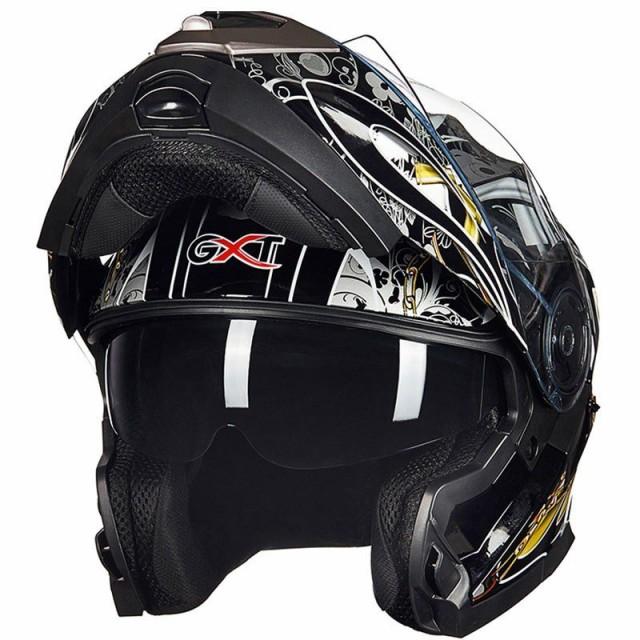 フルフェイスヘルメット ヘルメット バイクヘルメ...