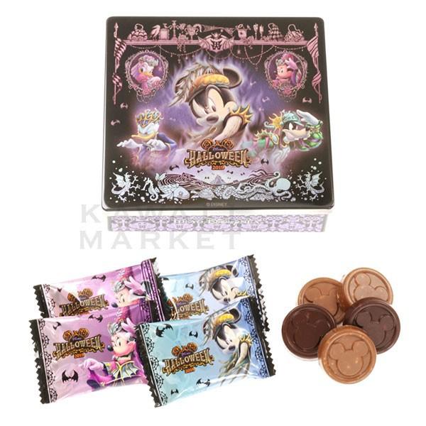 チョコレート ディズニーハロウィーン 2019 洋...