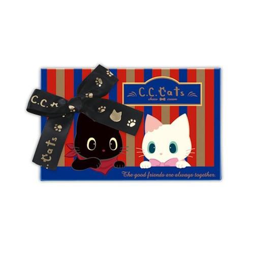C.C.Cats バレンタイン チョコ チョコギフト S バ...