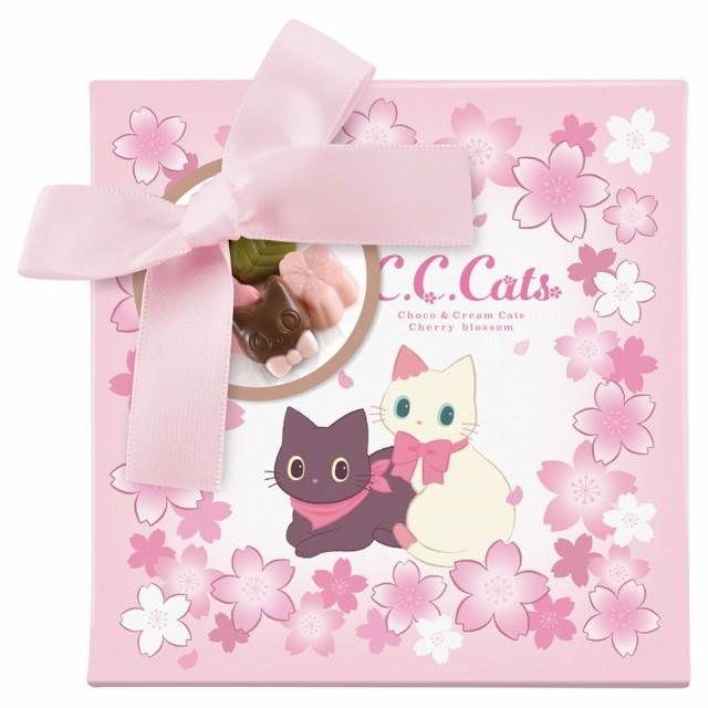 C.C.Cats ホワイトデー お菓子 桜チョコ ギフト ...