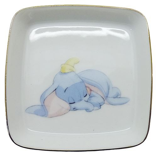 ダンボ ミニ小皿 陶磁器製豆皿 クラシック ディズ...