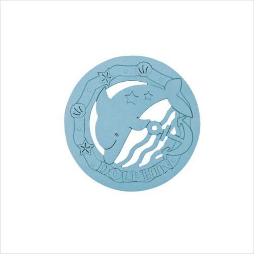取寄品 トリベット 鍋敷き イルカ キッチン グッ...