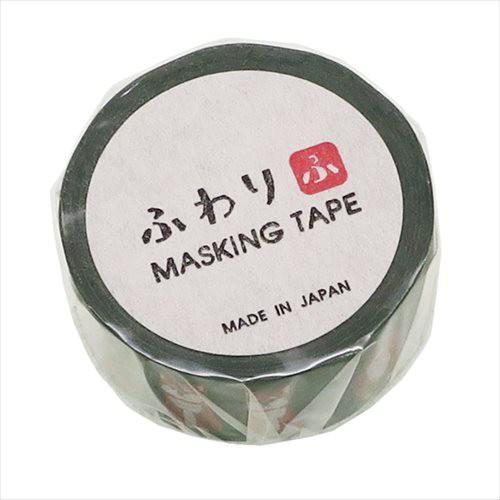 ふわり マスキングテープ 和紙クラフトテープ し...