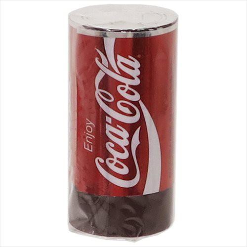 コカコーラ 消しゴム ドリンク缶ケシゴムおやつマ...