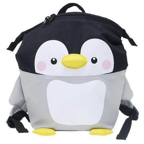ペンギン ベビーリュック ワイヤー プチ デイパック 氷の島の小楽団シリーズ かわいいおでかけかばん通販