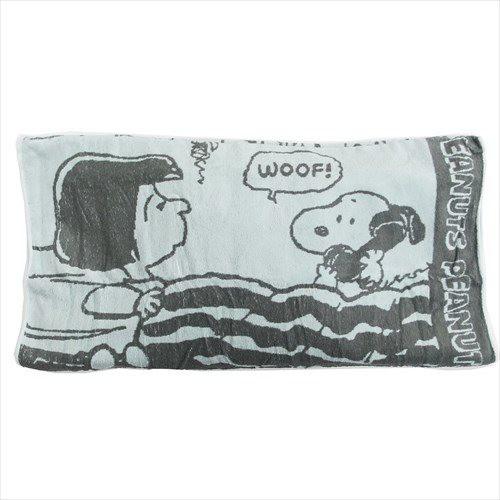 スヌーピー 大人用枕カバー のびのびピローケース...