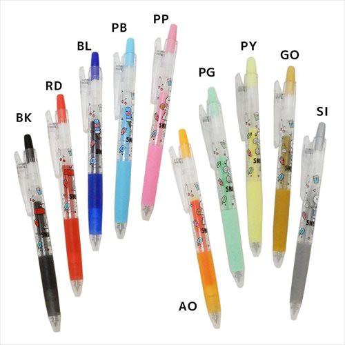 スヌーピー ボールペン Juice 0.5mm ボールペン ...