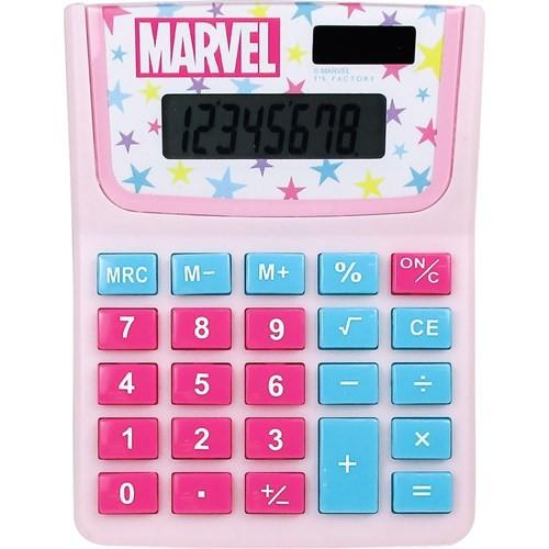 マーベル 計算機 電卓 スター 新学期準備 キャラ...
