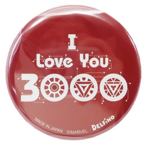 アベンジャーズ 缶バッジ 56mm カンバッジ LOVE30...