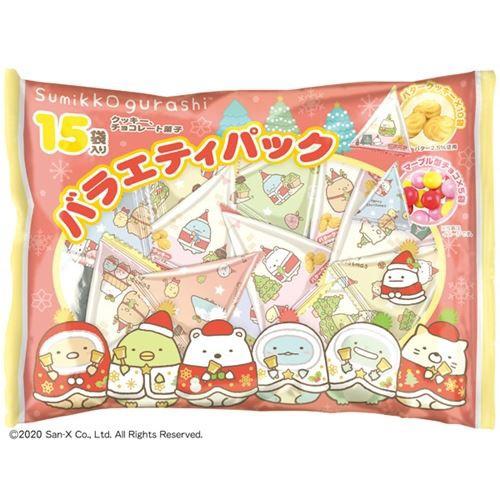 すみっコぐらし クリスマスお菓子 チョコ&クッキ...
