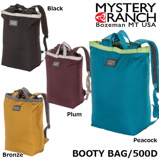 MYSTERY RANCH ミステリーランチ BOOTY BAG 500D ブーティーバッグ バックパック トート リュック 2WAY