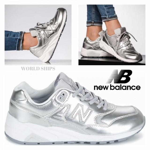 separation shoes 1a0cd 710de 本日限定価格 ニューバランス スニーカー レディース メンズ New Balance WRT580MS シルバー【 海外|au Wowma!(ワウマ)