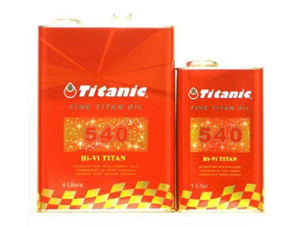Titanic(チタニック) Hi-Vi チタンオイル 5W-40 1...