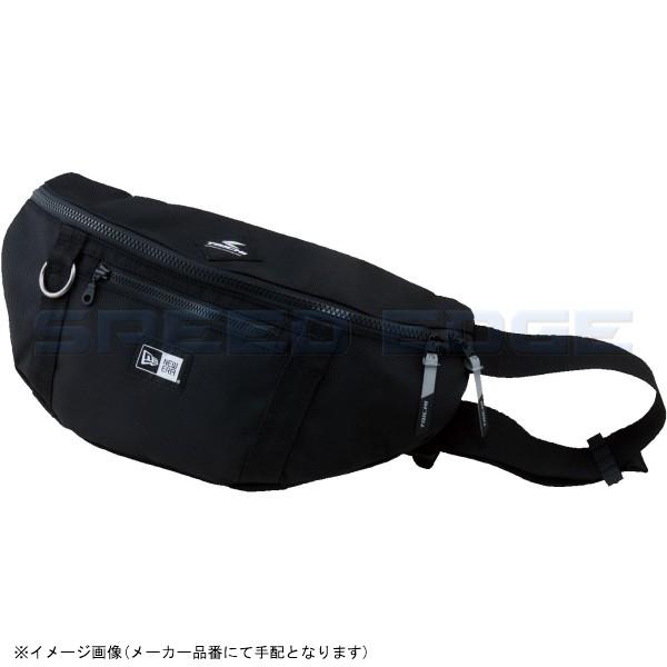RSタイチ SMALL WAIST BAG EMBLEM BLACK サイズ:...
