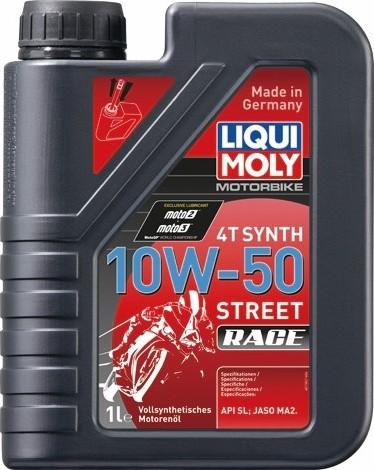 LIQUIMOLY(リキモリ) Motorbike 4T Synth 10W-50 ...