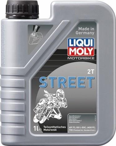 LIQUIMOLY(リキモリ) Motorbike 2T Street 1L