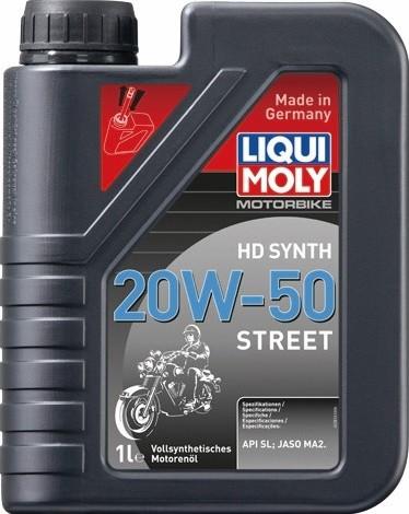 LIQUIMOLY(リキモリ) Motorbike HD Synth 20W-50 ...
