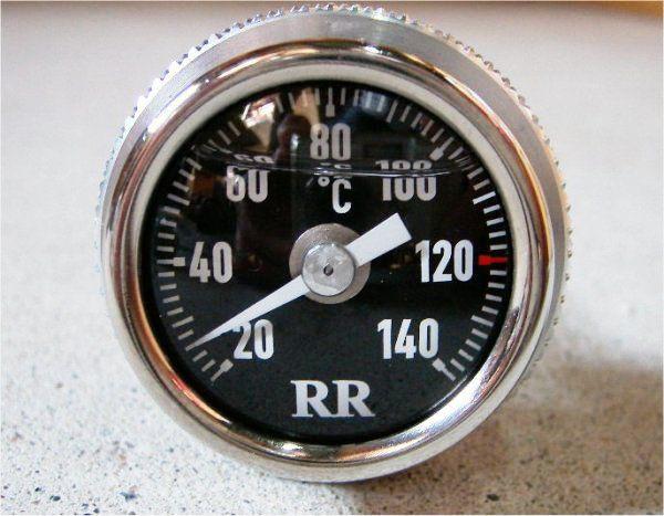 RR社 油温計/オイルテンプメーター SR400/SR500 ...