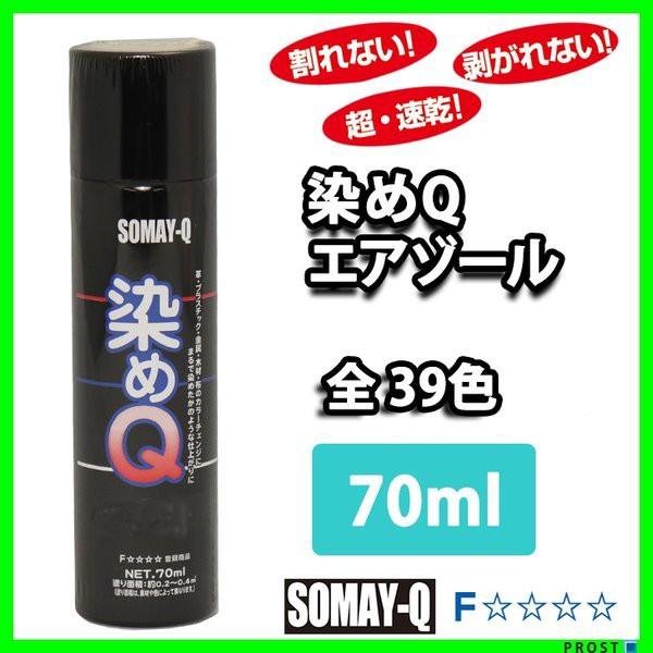 染めQ エアゾール 全39色  70ml   / 染めQテクノ...
