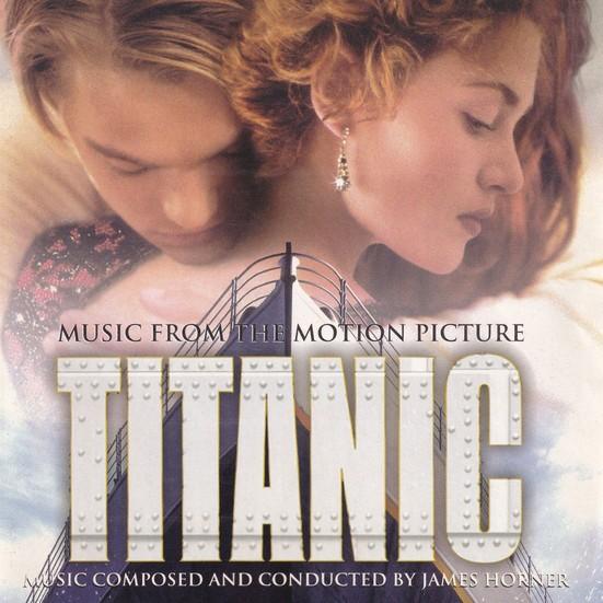 【中古】タイタニック / Titanic - Soundtrack 輸...