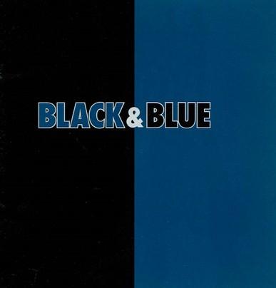 【中古】ブラック・アンド・ブルー/CD/ZJCI-100...