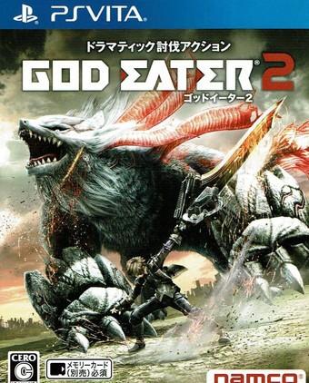 【中古】GOD EATER 2(ゴッドイーター2)/Vita/VL...