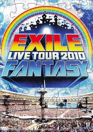 【中古】EXILE LIVE TOUR 2010 FANTASY(3枚...