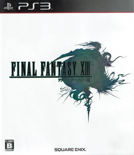 【中古】ファイナルファンタジーXIII/PS3/BLJM-67...