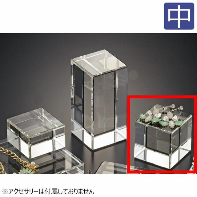 クリスタルガラス タワータイプ 5cm角 中サイズ 1...