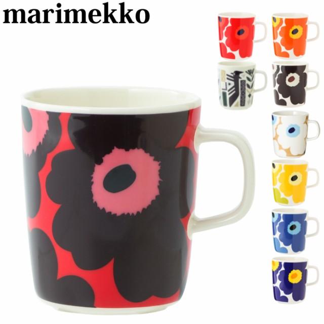 【期間限定!全品100円OFFクーポン】マリメッコ/Marimekko マグカップ ウニッコ