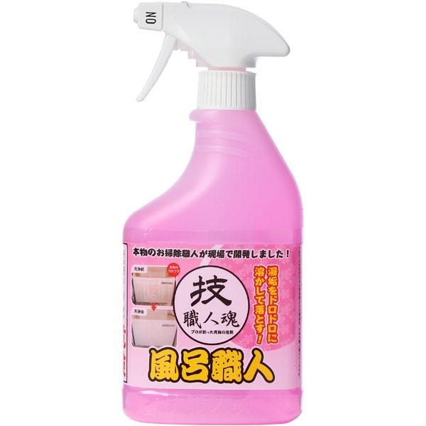 允・セサミ 技職人魂 風呂職人 500ml