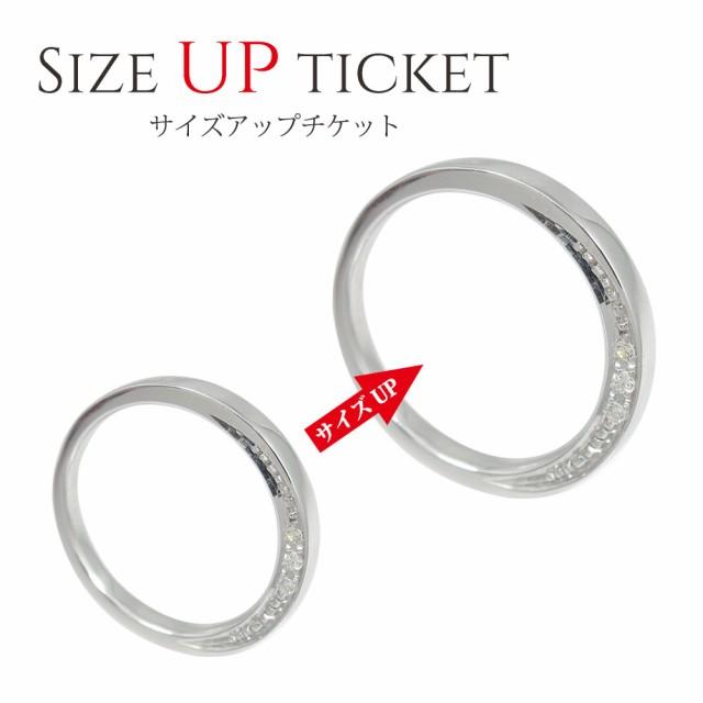 サイズアップチケット 18000円券