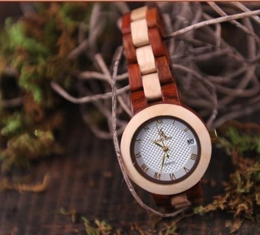【BOBO BIRD】レディース 女性 木製腕時計 高級感...
