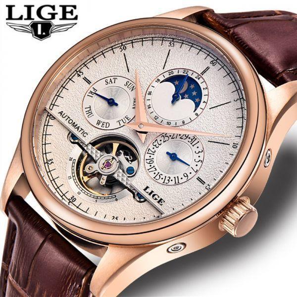 新品 メンズ 腕時計 海外ブランド 機械式 自動巻...