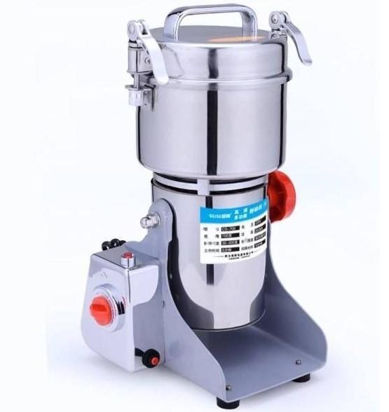 小型粉砕器 ハイスピードミル 製粉機 700g【新品...
