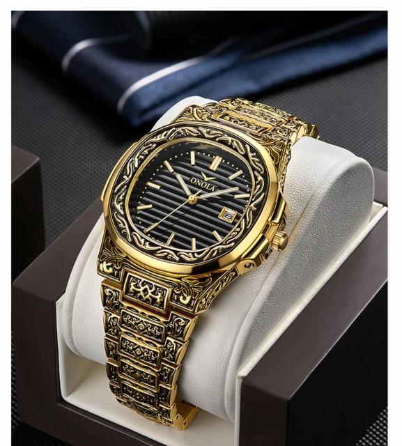 【ONOLA】最新モデル 腕時計 luxury classic Quar...
