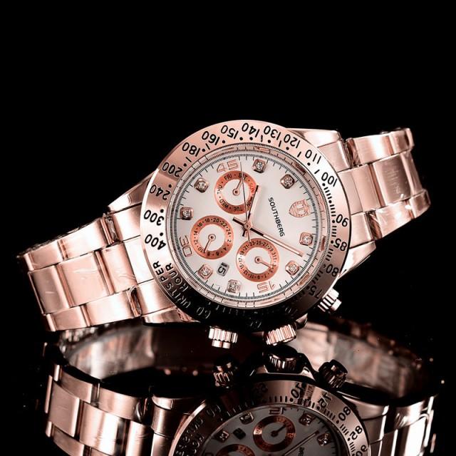 【SOUTHBERG】2019新作モデル 腕時計 Rose Luxury...
