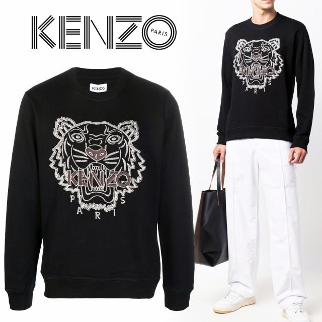 送料無料!!30 KENZO FB65SW1244XF タイガー刺繍 ...